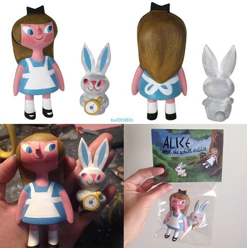 Alice Bunny Amanda Visell Michelle Valigura 2