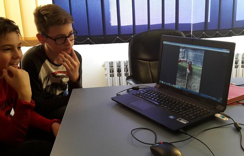 Virtualni izlet u Rim učenika 6.B razreda (1)