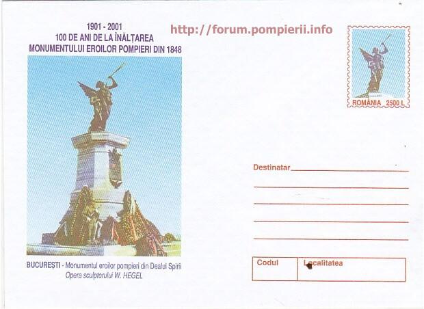 Intreg postal 2001