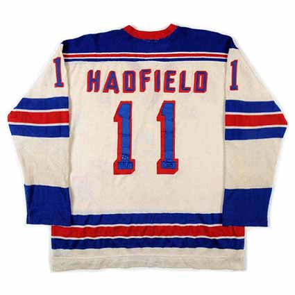 New York Rangers 1972-73 B jersey
