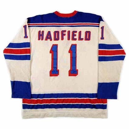 New York Rangers 1972-73 B jersey