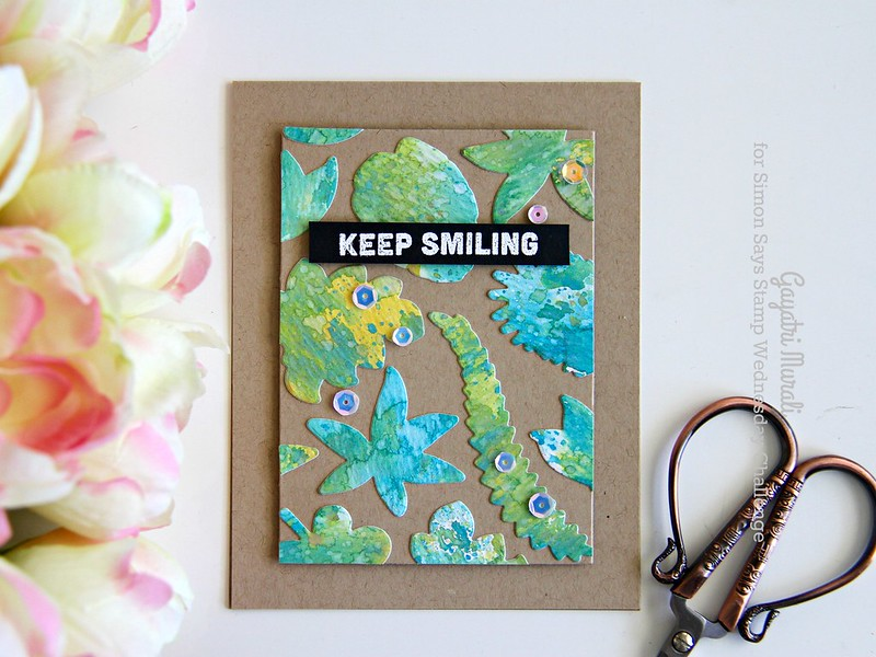 keep Smiling card1
