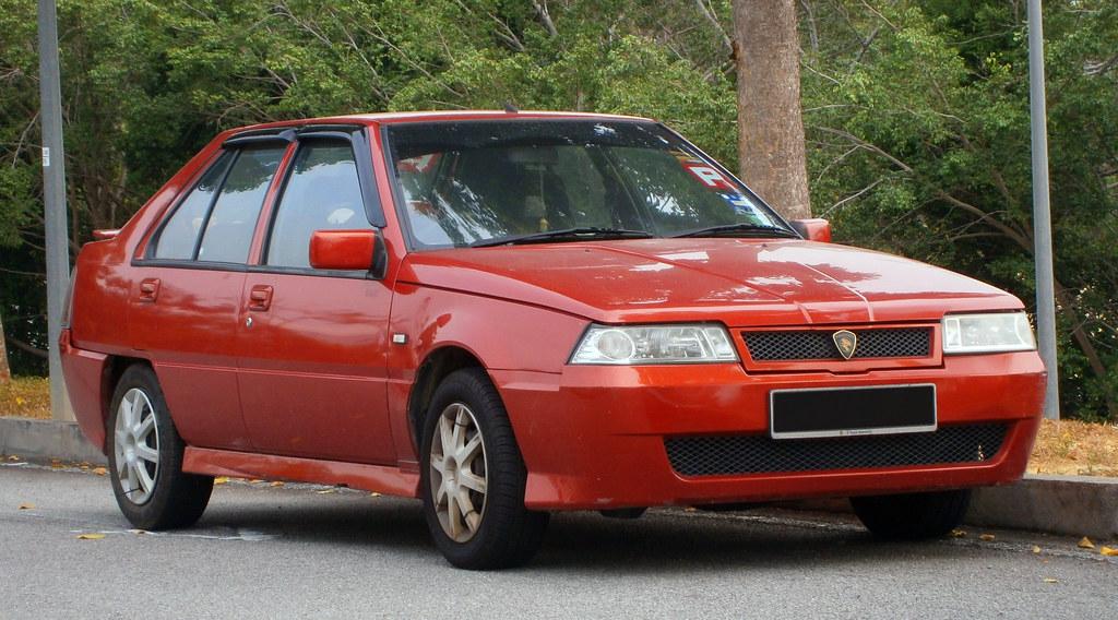 2007 Proton Saga Lmst 50th Merdeka Anniversary Edition Flickr