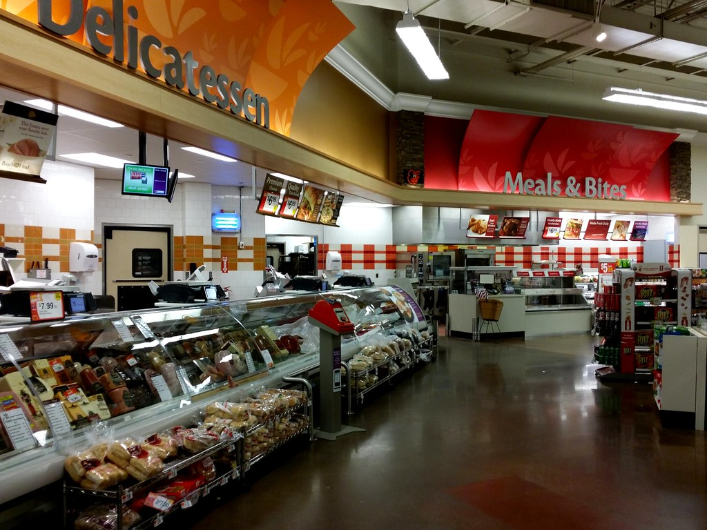 Giant Food 2304 Deli And Prepared Food Service Areas In Flickr