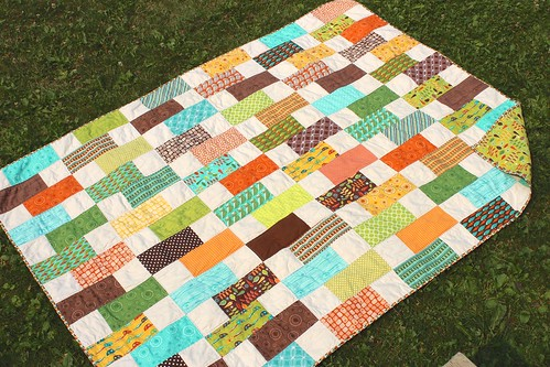 S'more Love Camper Quilt | by CoraQuilts~Carla