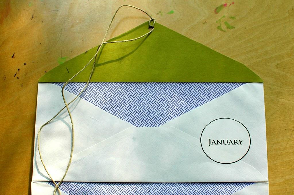 diy envelope receipt book cassidy sevier flickr