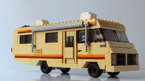 Breaking Bad's RV with instructions