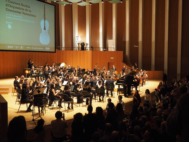 Concierto Concurso de Orquestas 2017