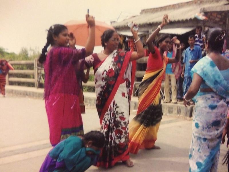 Women of Madhusudanpur