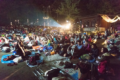 「夜空と交差する森の映画祭2016」ゆめがうまれる場所