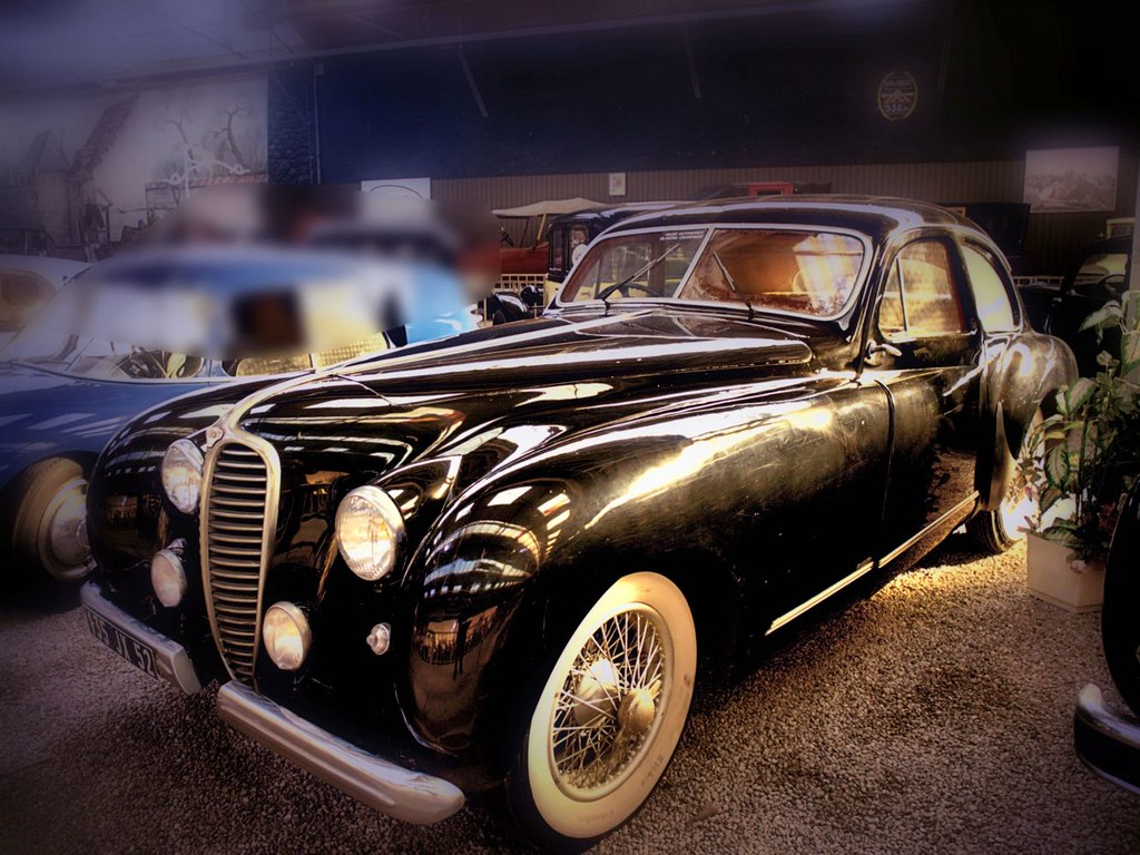 Vintage autos - Reims Museum - The Delehaye 2/3   Afonso Chaby   Flickr