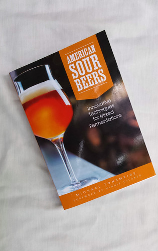 """American Sour Beers"" (front cover)"