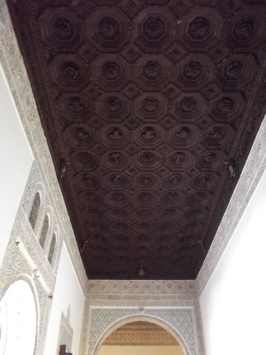 Real Alc 225 Zar Seville Charles V Ceiling Room At The