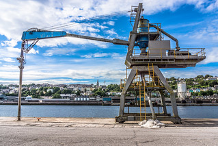 CORK CITY SECTION OF CORK PORT | by infomatique