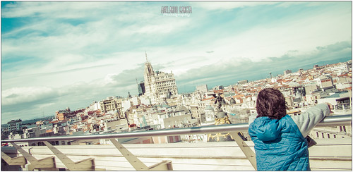 Madrid Skyline | by SuperLopez_