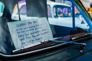 Classics on The Moor 2014 | by They Were Invisible