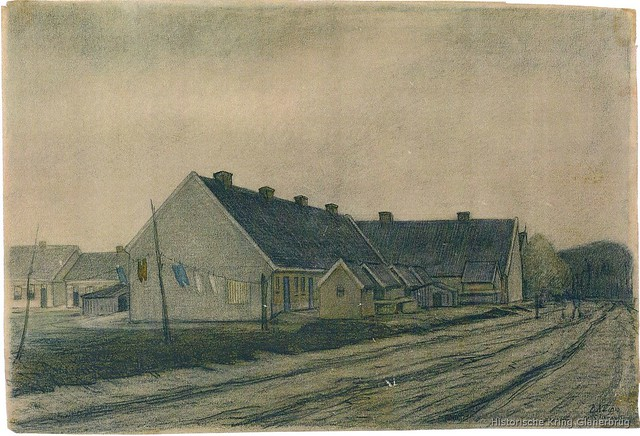 Pannekoekenweg, 1930~