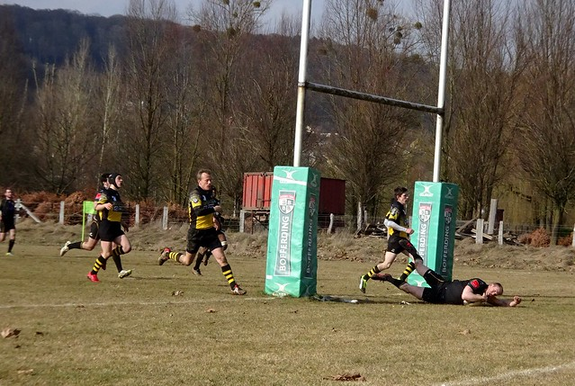 RC Walferdange 42:7 RC Frameries 3