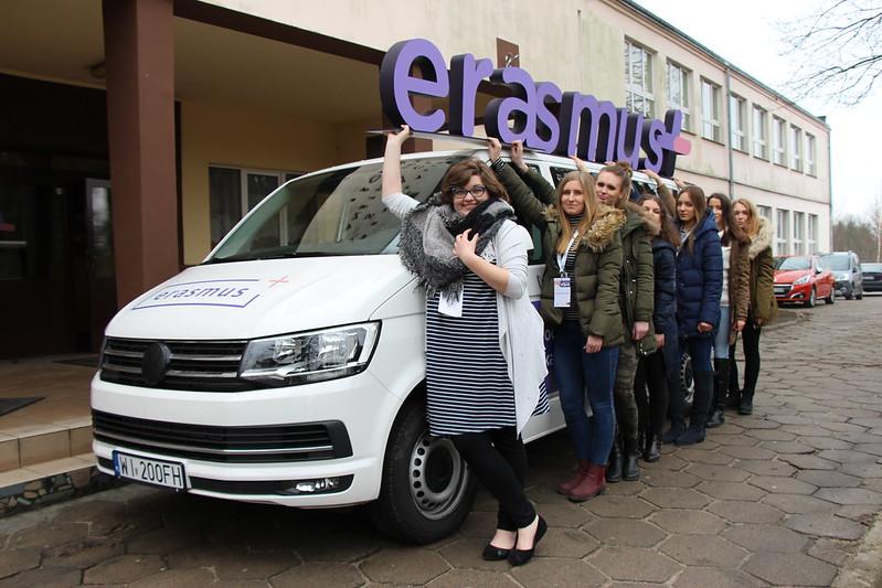 Erasmus+ Bus GOLUB-DOBRZYŃ