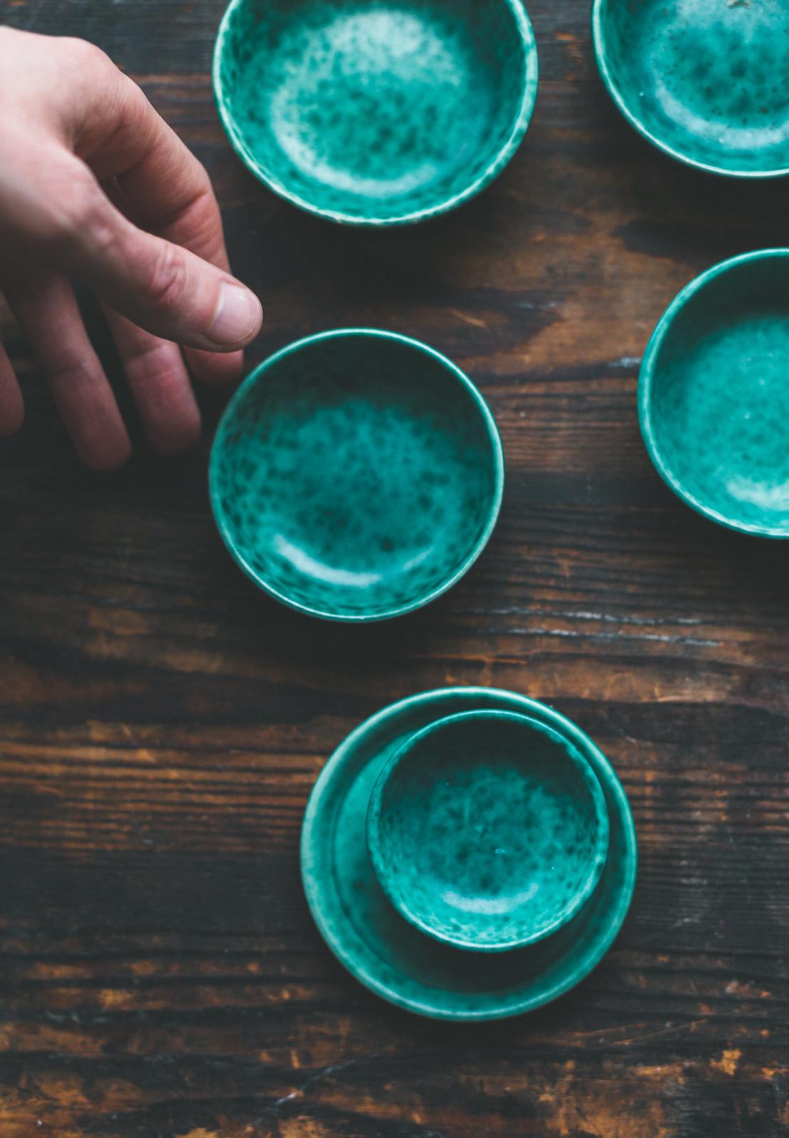 Små keramikfat - Evelinas Ekologiska