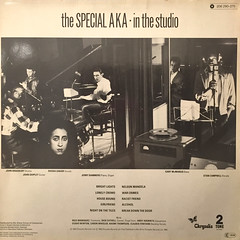 SPECIAL AKA:IN THE STUDIO(JACKET B)
