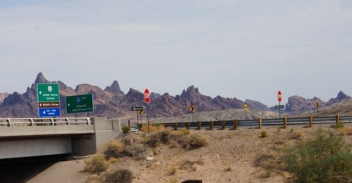 Easy Rider Filming Location - Old Route 66, Arizona | by RoadTripMemories