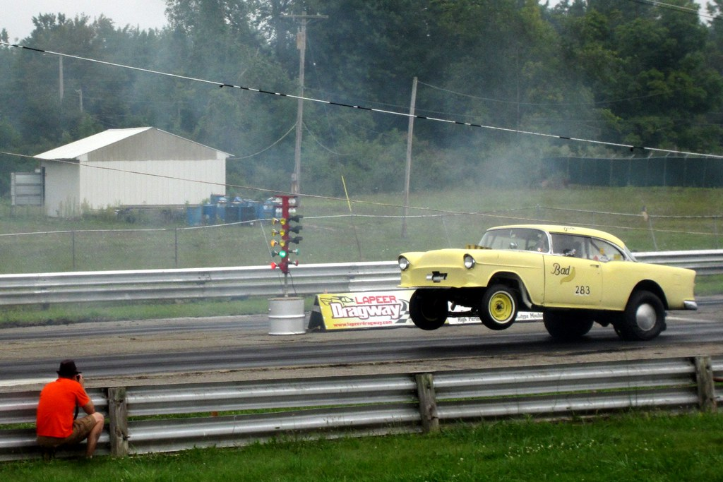 LaPeer International Dragway Information | Drag Race Results