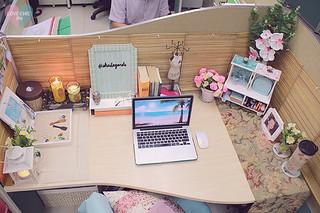 Shai Lagarde Love Chic Style Blogger Cubicle Decor Beach I