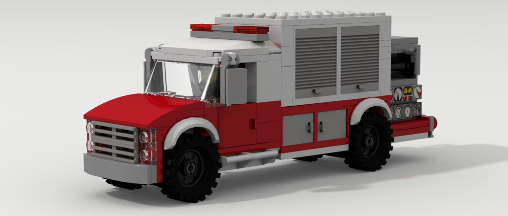 Brush Fire Truck Lxf Download Link Here Tom Flickr