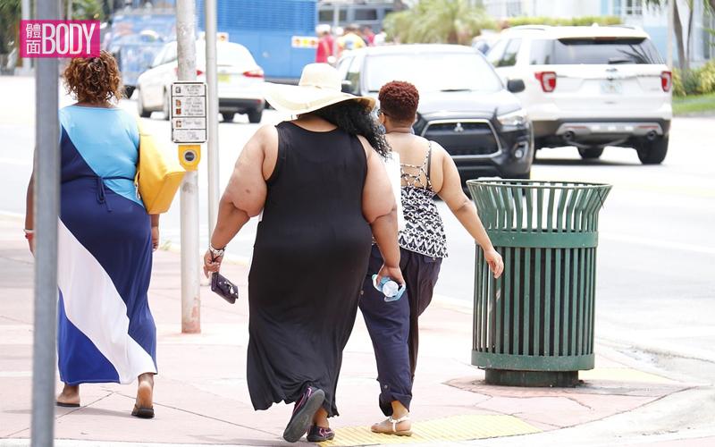 BODY雜誌 肥胖