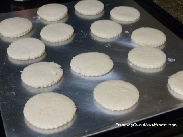 Mardi Gras Vanilla Sugar Cookies 1b