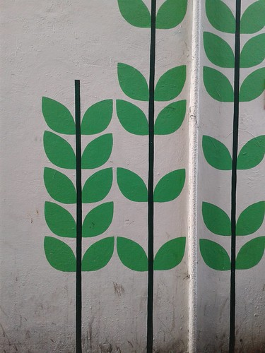 Street Art Off Stoke Newington High Street