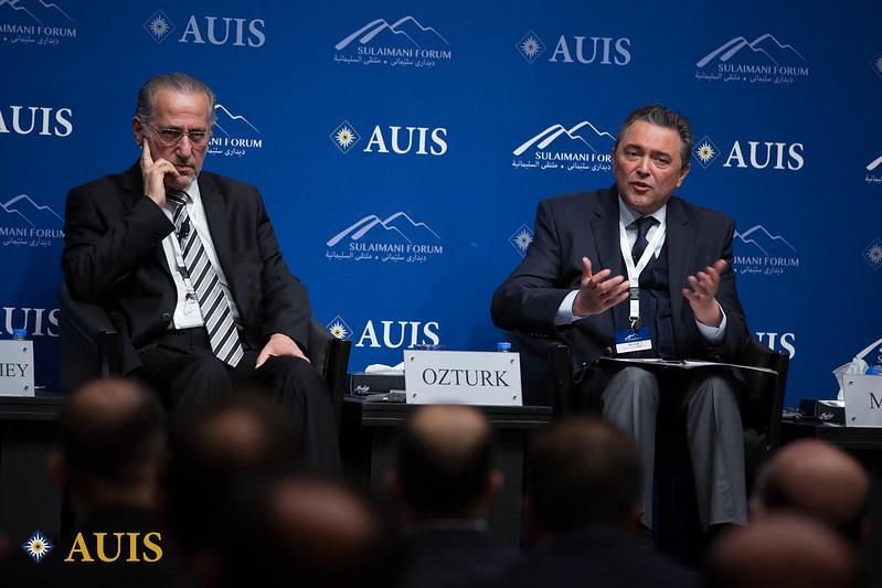 Sulaimani Forum 2017: Panel 3