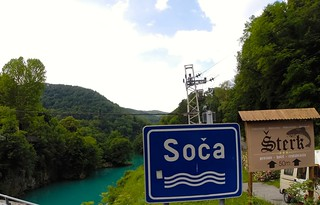 Soca River, our first glimpse | by greggburch