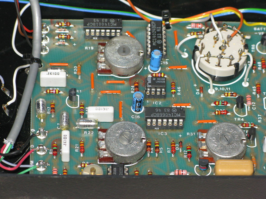 Cscope K5000 Kit Metal Detector Sold As A Flickr How To Build Circuit By Cassianius