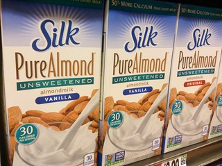 Almond Milk, Silk PureAlmond 8/2014 by Mike Mozart of TheToyChannel and JeepersMedia on YouTube. | by JeepersMedia