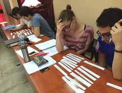 Stage de langue arabe, session d'été, juillet 2014, Beyrouth