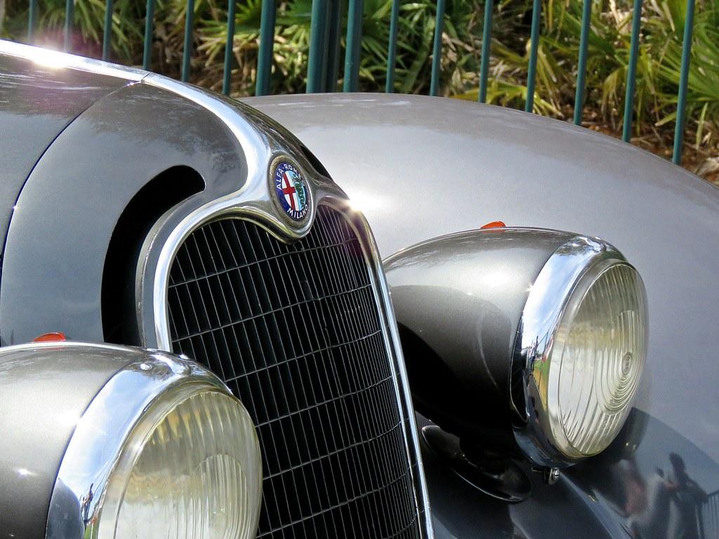 Alfa Romeo 8C 2900B Amelia 5
