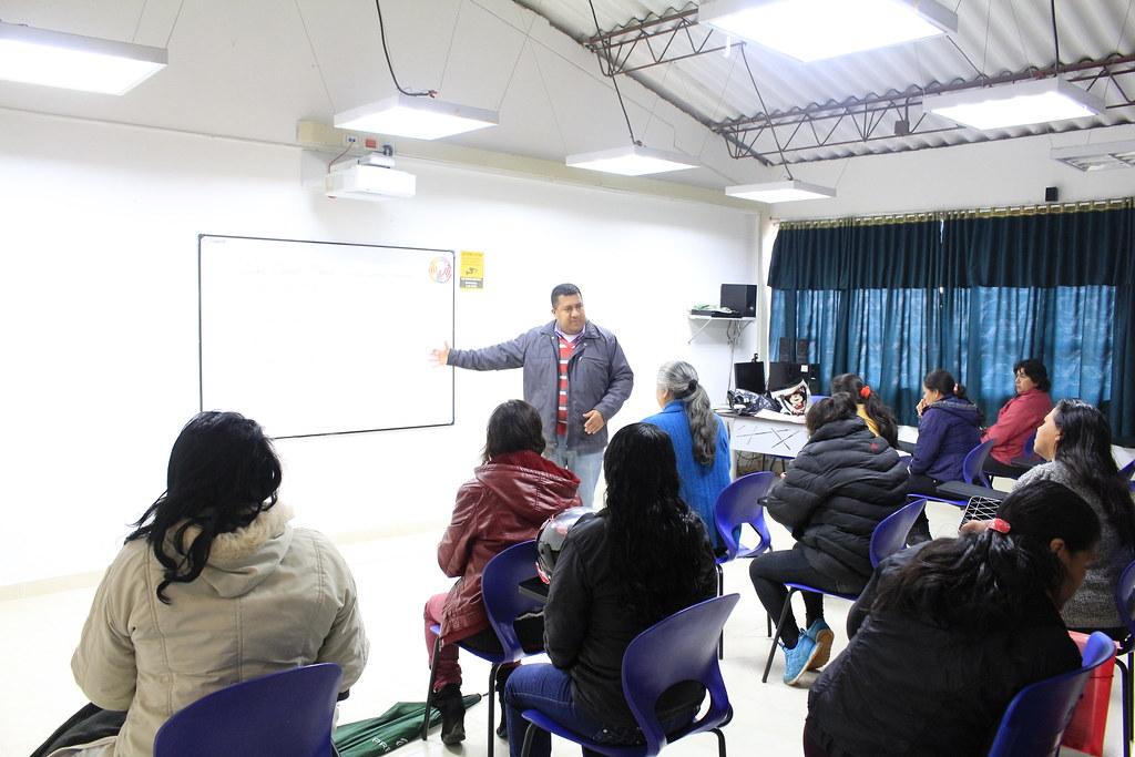 primera Reunión Proyecto Inclusión