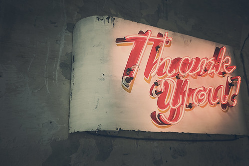 Thank You | by Free for Commercial Use
