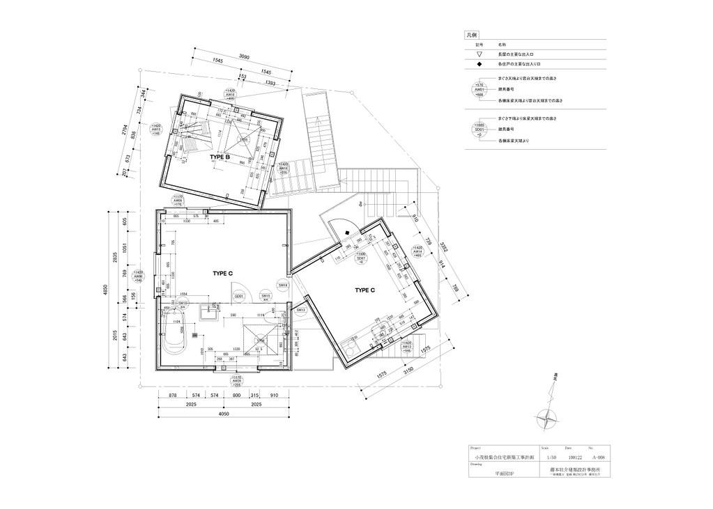 ... Sou Fujimoto   Tokyo Apartment   Drawings 06 | By 準建築人手札網站Forgemind