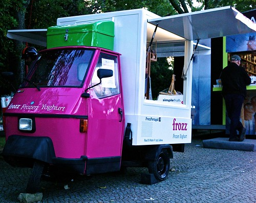 Frozen Yoghurt mobile shop | by pedrosimoes7