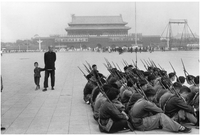 the great leap forward china 1958 7 cartier bresson orient