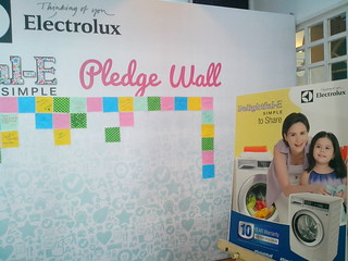 Electrolux SimpleToShare campaign media launch | by greenbucks