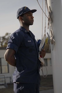 Coast guard military customs and courtesies