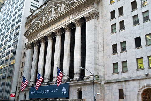 Wall Street | by Phil Roeder