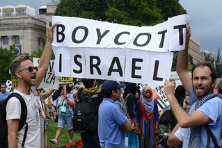 Massive DC Rally And March For Gaza 35 | by Stephen D. Melkisethian