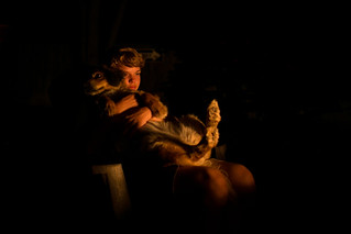 229-365 Snuggles by the firepit | by Kelly__Webb