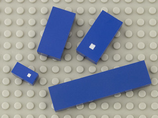 Mx Tile Blue | by Brick Colorstream