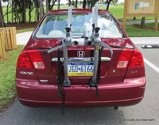 The Saris Bones 2 Bike Rack | by Charles Rinehart